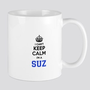 I can't keep calm Im SUZ Mugs