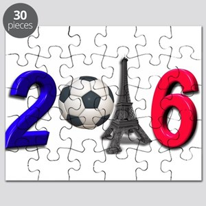 Football France Soccer Sport Puzzle