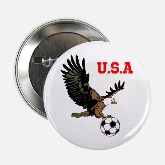 """SoccerEagle 2.25"""" Button"""