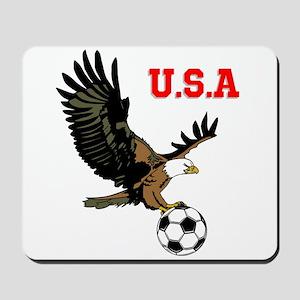 SoccerEagle Mousepad