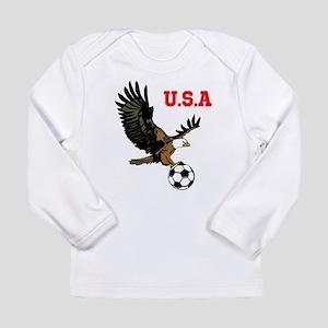 SoccerEagle Long Sleeve T-Shirt