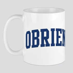 OBRIEN design (blue) Mug