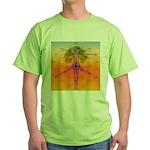 0136.body of life ? Green T-Shirt