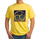 0078.try? Yellow T-Shirt