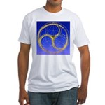 0078.try? Fitted T-Shirt