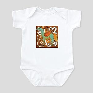 Cloud Dancer Infant Bodysuit