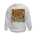 0307.twelve harmonik Kids Sweatshirt