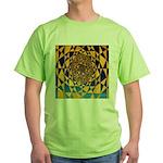 0307.twelve harmonik Green T-Shirt