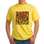 0307.twelve harmonik Yellow T-Shirt