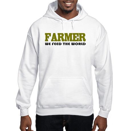 Funny Farmer Hooded Sweatshirt