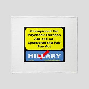 ChampionsFairPlay Throw Blanket