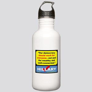 DemocracyForAll Water Bottle