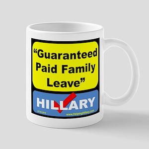 GuaranteedFamilyLeave Mugs
