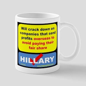OverseasFundsCrackdown Mugs