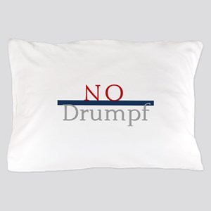 No Drumpf Pillow Case