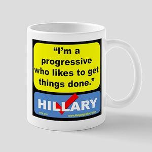 IamProgressive! Mugs