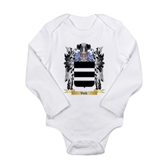 Volk Long Sleeve Infant Bodysuit