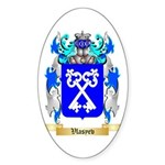 Vlasyev Sticker (Oval 10 pk)