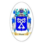 Vlasin Sticker (Oval 50 pk)