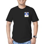 Vizcaino Men's Fitted T-Shirt (dark)