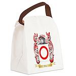 Vix Canvas Lunch Bag