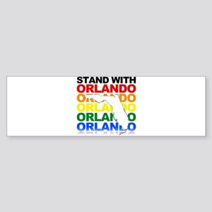 Orlando Bumper Sticker