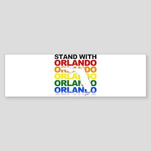 Orlando Bumper Sticker