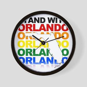 Orlando Wall Clock