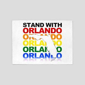 Orlando 5'x7'Area Rug