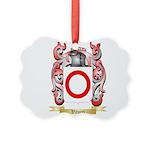 Vitucci Picture Ornament