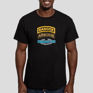CIB with Ranger/Airborne Tab T-Shirt