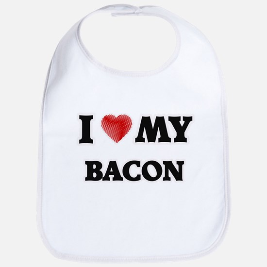I love my Bacon Bib