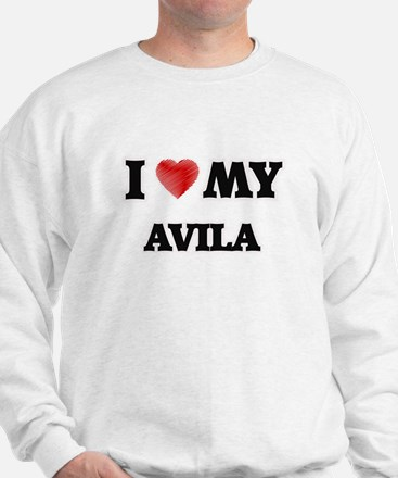 I love my Avila Sweatshirt