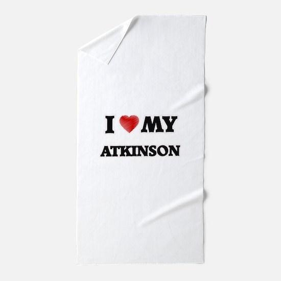 I love my Atkinson Beach Towel