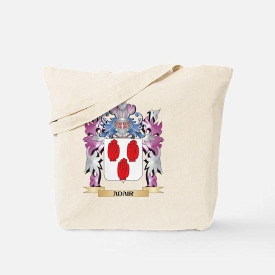 Adair Coat of Arms (Family Crest) Tote Bag