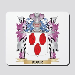 Adair Coat of Arms (Family Crest) Mousepad
