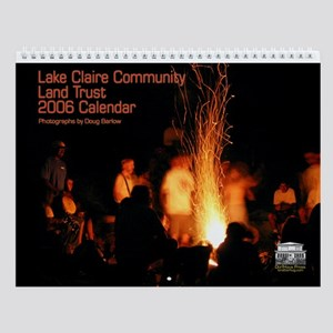 Land Trust Wall Calendar (images from 2005 cal)