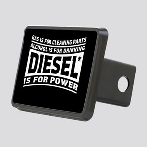 Diesel is for power Hitch Cover