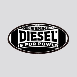 Diesel is for power Patch