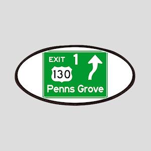 NJTP Logo-free Exit 1 Penns Grove Patch