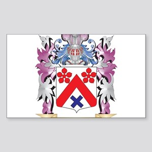 Agnew Coat of Arms (Family Crest) Sticker