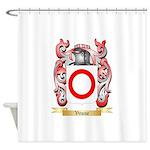 Vitone Shower Curtain