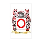 Vitolo Sticker (Rectangle 50 pk)