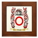 Vitolo Framed Tile