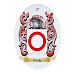 Vitolo Oval Ornament