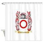 Vitkovsky Shower Curtain