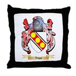 Vispo Throw Pillow