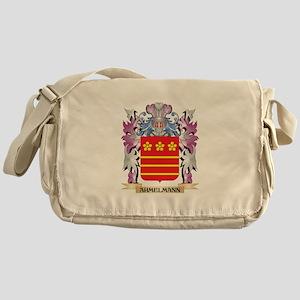 Ahmelmann Coat of Arms (Family Crest Messenger Bag