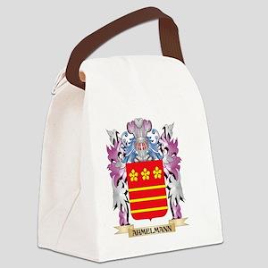 Ahmelmann Coat of Arms (Family Cr Canvas Lunch Bag