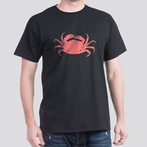 Coral red sae crab illustration T-Shirt
